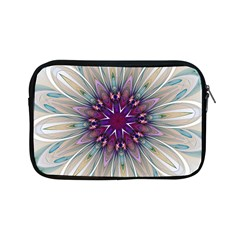 Mandala Kaleidoscope Ornament Apple Ipad Mini Zipper Cases