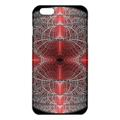 Fractal Diamond Circle Pattern Iphone 6 Plus/6s Plus Tpu Case