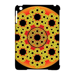 Fractal Art Design Pattern Fractal Apple Ipad Mini Hardshell Case (compatible With Smart Cover)