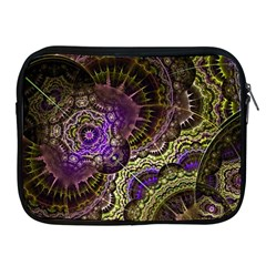 Abstract Fractal Art Design Apple Ipad 2/3/4 Zipper Cases