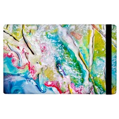 Art Abstract Abstract Art Apple Ipad 2 Flip Case by Wegoenart