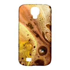 Abstract Art Modern Detail Macro Samsung Galaxy S4 Classic Hardshell Case (pc+silicone)