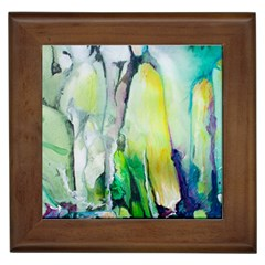 Art Abstract Modern Abstract Framed Tiles