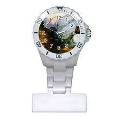 Art Abstract Painting Abstract Plastic Nurses Watch