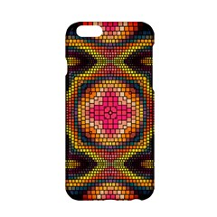 Kaleidoscope Art Pattern Ornament Apple Iphone 6/6s Hardshell Case