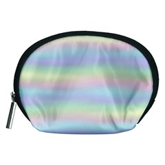 Holographic Foil Pastels Wallpaper Accessory Pouch (medium)