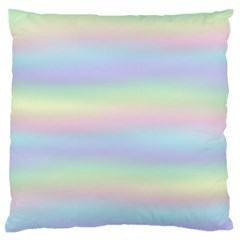 Holographic Foil Pastels Wallpaper Standard Flano Cushion Case (one Side)