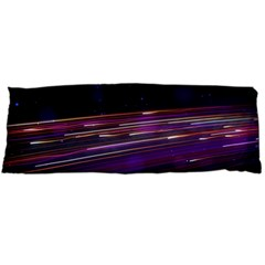 Abstract Cosmos Space Particle Body Pillow Case (dakimakura)