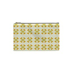 Abstract Art Background Colorful Cosmetic Bag (small)