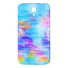 Background Drips Fluid Colorful Samsung Galaxy Mega I9200 Hardshell Back Case
