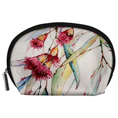 Plant Nature Flowers Foliage Accessory Pouch (large)