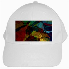 Background Color Template Abstract White Cap by Wegoenart
