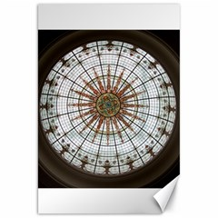 Dome Glass Architecture Glass Dome Canvas 20  X 30