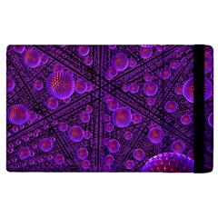 Spheres Combs Structure Regulation Apple Ipad 2 Flip Case