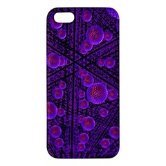 Spheres Combs Structure Regulation Apple Iphone 5 Premium Hardshell Case