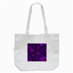 Spheres Combs Structure Regulation Tote Bag (white)