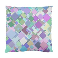 Colorful Background Multicolored Standard Cushion Case (one Side)