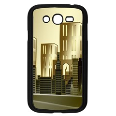 Architecture City House Samsung Galaxy Grand Duos I9082 Case (black)