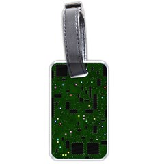 Board Conductors Circuits Luggage Tags (one Side)