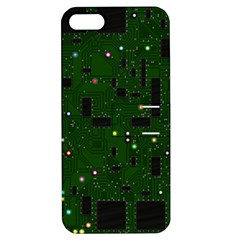 Board Conductors Circuits Apple Iphone 5 Hardshell Case With Stand
