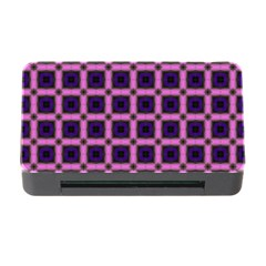 Seamless Texture Pattern Tile Memory Card Reader With Cf by Wegoenart