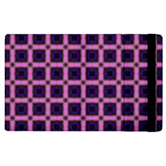 Seamless Texture Pattern Tile Apple Ipad 2 Flip Case