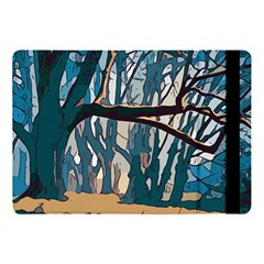 Forest Artwork Card Greeting Woods Apple Ipad 9 7