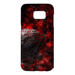 Planet Explode Space Universe Samsung Galaxy S7 Edge Hardshell Case