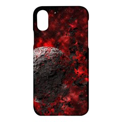 Planet Explode Space Universe Apple Iphone X Hardshell Case