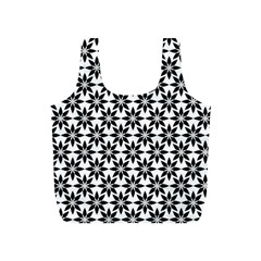 Decorative Ornamental Abstract Full Print Recycle Bag (s)