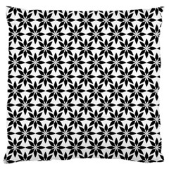 Decorative Ornamental Abstract Standard Flano Cushion Case (one Side)
