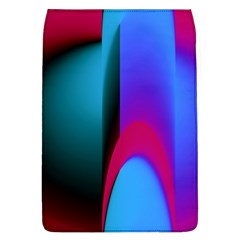 Abstract Art Abstract Background Removable Flap Cover (l)