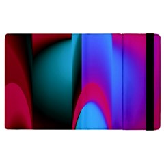 Abstract Art Abstract Background Apple Ipad Pro 12 9   Flip Case by Wegoenart