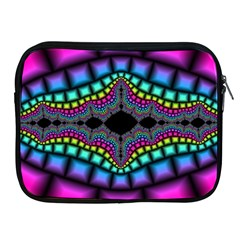 Fractal Art Artwork Digital Art Apple Ipad 2/3/4 Zipper Cases