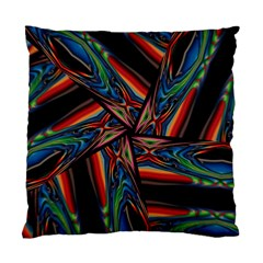 Abstract Art Pattern Standard Cushion Case (two Sides)