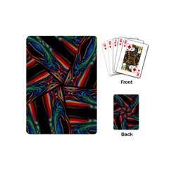 Abstract Art Pattern Playing Cards (mini)