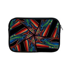 Abstract Art Pattern Apple Ipad Mini Zipper Cases