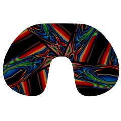 Abstract Art Pattern Travel Neck Pillows