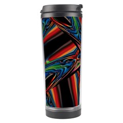 Abstract Art Pattern Travel Tumbler