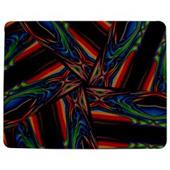 Abstract Art Pattern Jigsaw Puzzle Photo Stand (rectangular)
