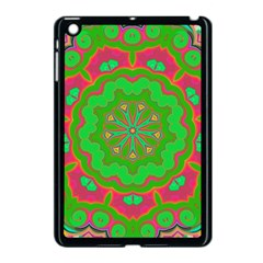 Abstract Art Abstract Background Pattern Apple Ipad Mini Case (black)