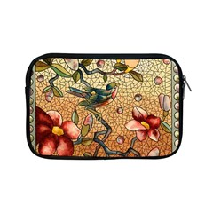 Flower Cubism Mosaic Vintage Apple Ipad Mini Zipper Cases