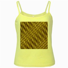 Woven Rope Texture Textures Rope Yellow Spaghetti Tank