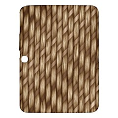 Woven Rope Texture Textures Rope Samsung Galaxy Tab 3 (10 1 ) P5200 Hardshell Case