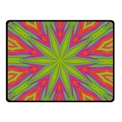 Abstract Art Abstract Background Double Sided Fleece Blanket (small)  by Wegoenart