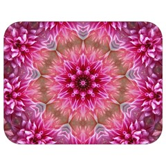 Flower Mandala Art Pink Abstract Full Print Lunch Bag