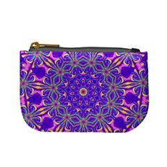 Art Abstract Background Mini Coin Purse