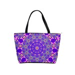 Art Abstract Background Classic Shoulder Handbag Front