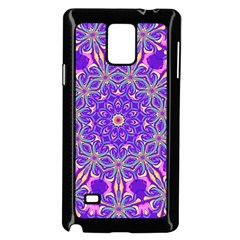 Art Abstract Background Samsung Galaxy Note 4 Case (black)
