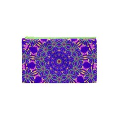 Art Abstract Background Cosmetic Bag (xs)